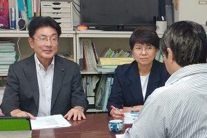 2019年4月30日(火) くらし・労働・法律相談会