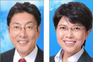 【速報】杉並区議会議員選挙で無所属区民派が2名とも当選しました。