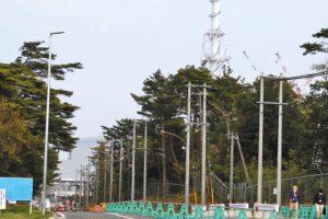 5月13日、日本原電に「新型コロナ感染原となる東海第二再稼働工事の停止」を求め要請