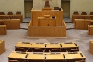 コロナ対策で7月21日(火)に臨時議会収集
