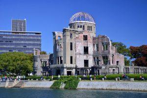 8月6日被爆75周年記念式典 広島市長が政府に核兵器禁止条約署名求める