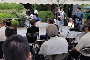 9月1日関東大震災朝鮮人虐殺追悼式典に参加