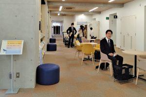 3月29日 永福コミニティフラット開所式・施設見学に参加
