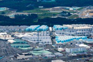 4月19日 放射能汚染水海洋放出に対し菅首相に抗議文を送付